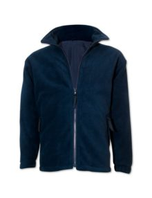 Alexandra lined interactive fleece