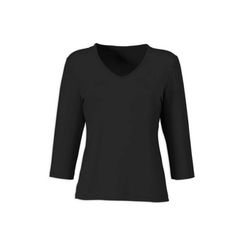 Alexandra women's ¾ sleeved jersey top