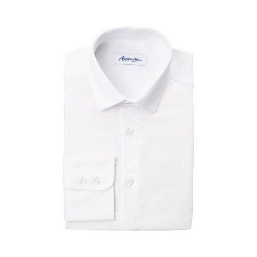 Mens Slim Fit Oxford LS Shirt