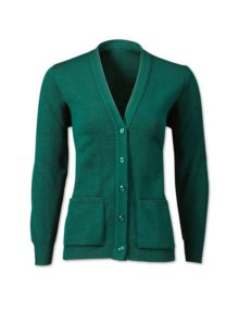 Alexandra women's Easycare cardigan with pockets
