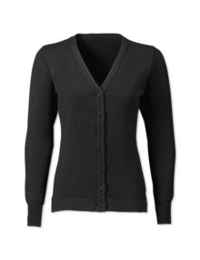 Alexandra women's soft-touch cardigan
