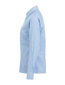 Alexandra women's long sleeve stripe shirt