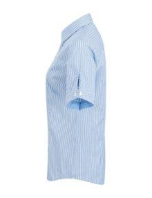 Alexandra women's short sleeve stripe shirt