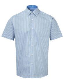 Alexandram men's short sleeve stripe shirt