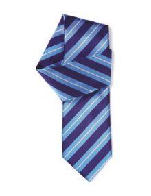 Alexandra wide stripe tie