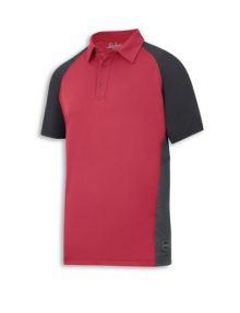 Snickers men's A.V.S advanced polo shirt