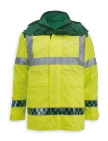Alexandra ambulance 3-in-1 hi-vis jacket