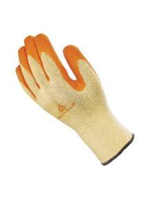 Tough knit grip glove