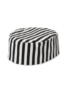 Alexandra striped skull cap