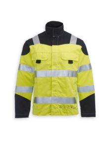 HB Hi-vis flame retardant Habetex Multisafe Pro and Arc jacket