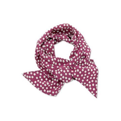 Alexandra spotty scarf