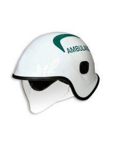 Alexandra ambulance pacific helmet