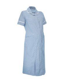 Alexandra maternity stripe dress