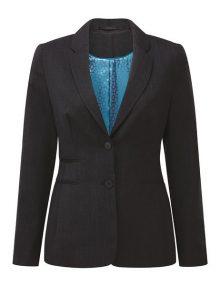 Alexandra Cadenza women's two button jacket