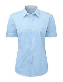 Alexandra women's short sleeve 100% cotton shirt