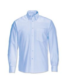 Alexandra men's oxford long sleeved shirt