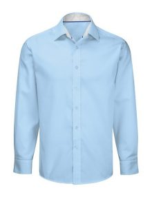 Alexandra men's long sleeve 100% cotton shirt