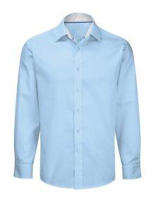 Alexandra men's long sleeve 100% cotton shirt